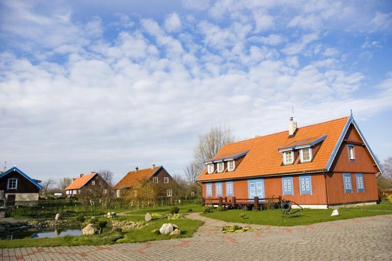 Saugomose teritorijose siūloma statyti tradicinius lietuviškus namus