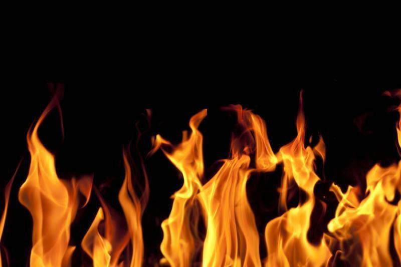 Panevėžyje po gaisro rastas vyro kūnas su žaizdomis veide