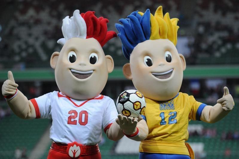 Šiandien prasideda Europos futbolo čempionatas