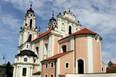 Šv.Kotrynos bažnyčia prisipildys karališkos styginių muzikos