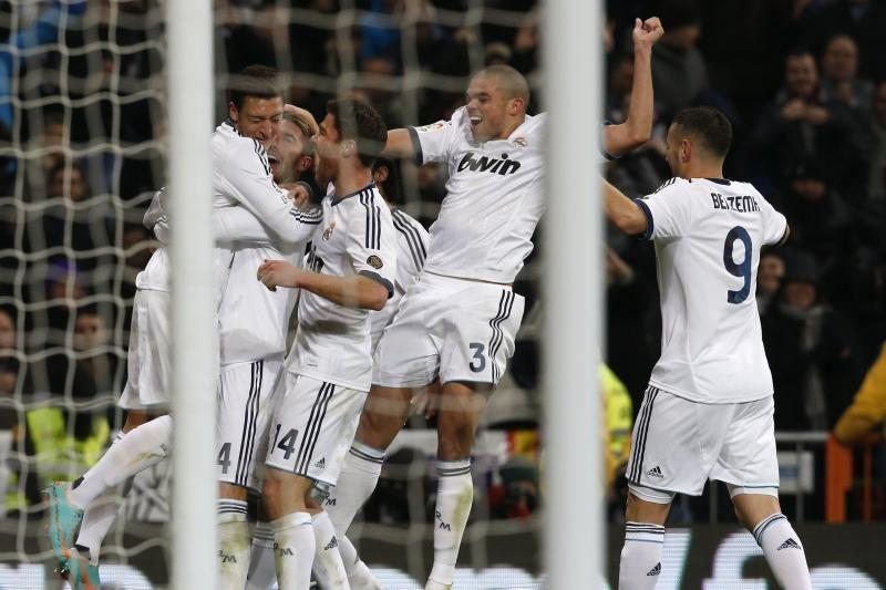"Ispanijos futbolo lyga: Madrido derbyje triumfavo ""Real"""