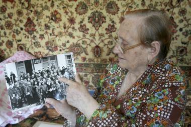 Buvusių Gulago kalinių prisiminimai bus sutelkti internetiniame garso įrašų archyve