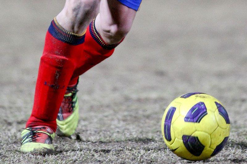 Estijos futbolo pirmenybėse - pergalingas E.Valaičio įvartis