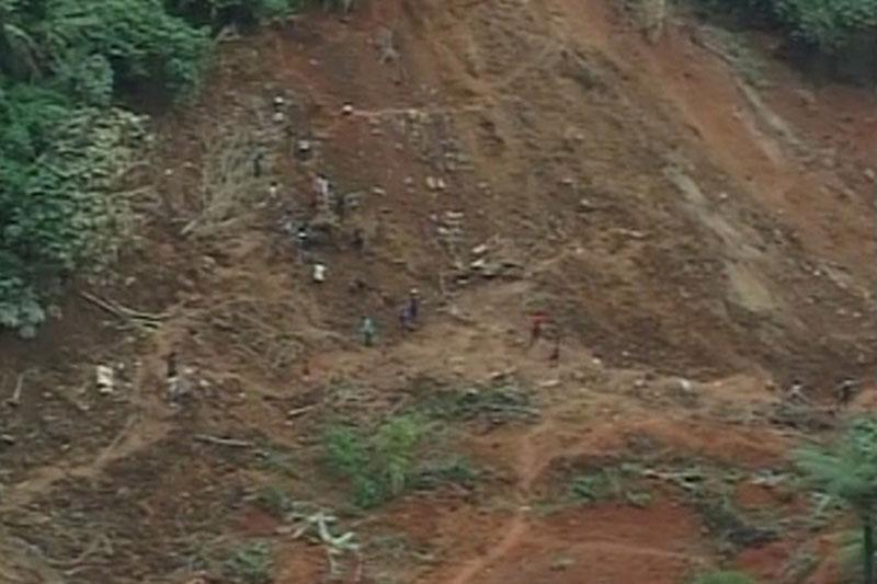 Peru nuslinkus purvo nuošliaužai žuvo 11 žmonių, dar 10 dingę