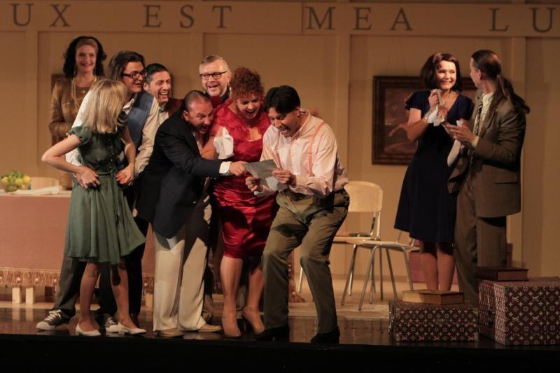 """Teatrinė misija """"Balionai"""": kad teatrą surastų žiūrovai"""