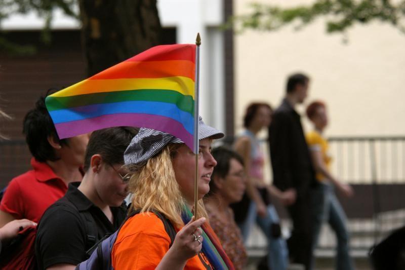 JAV Aukščiausiasis Teismas gėjų santuokas vertina atsargiai