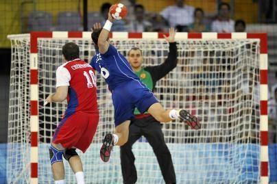 Islandija ir Prancūzija – rankinio pusfinalyje