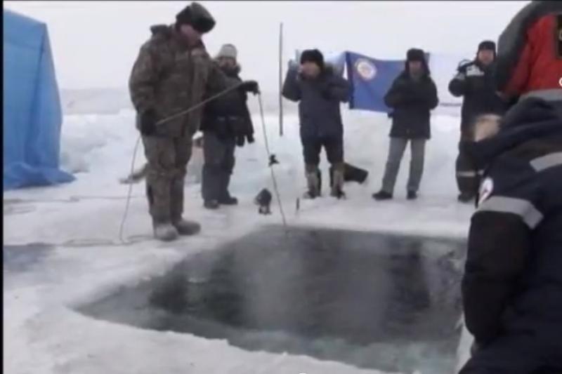 Sibire tyvuliuojančiame ežere – rusiškojo Lochneso paieškos