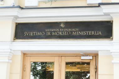 Galimą švietimo ir mokslo viceministro V.Bacio interesų konfliktą aiškinsis VTEK
