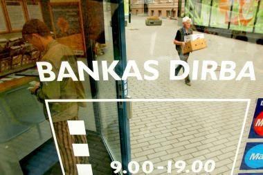 Bankas SNORAS Vilniuje atidarys dar vieną kioską
