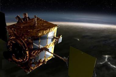 Japonijos kosminiam zondui nepavyko įskrieti į Veneros orbitą