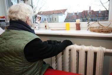 Ką daryti, kad visiems name būtų šilta?