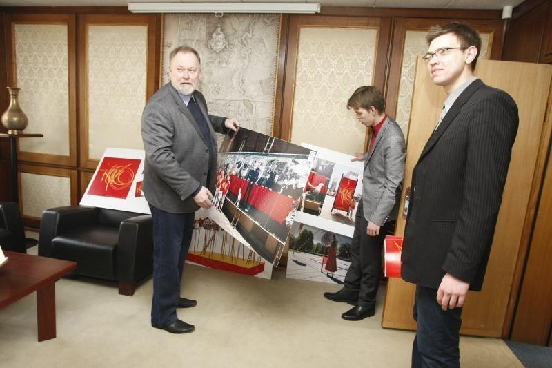 Klaipėdos kūrėjams - prestižinis tarptautinis apdovanojimas
