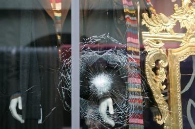 Sostinėje apvogtas antikvariatas