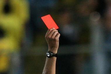 Vokietijos aukščiausiosios futbolo lygos autsaideris pakeitė trenerį