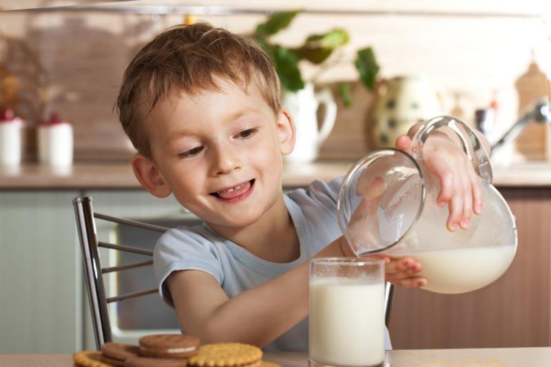 Perdirbimo gamykla Latvijoje gali sumažinti pieno pasiūlą Lietuvoje