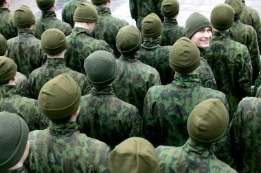 Lietuva, Lenkija ir Ukraina ketina steigti bendrą karinę brigadą