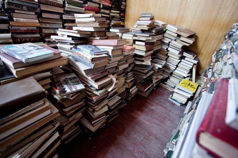 Mokslininkai išrinko kūrybiškiausių 2012 metų knygų dvyliktuką