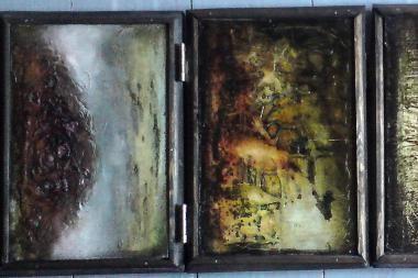 """Baroti galerijoje – """"Metų horizontai"""""""