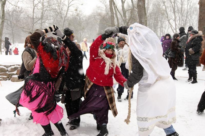 Rytų Europa švenčia po speigo bangos atėjusį pavasarį