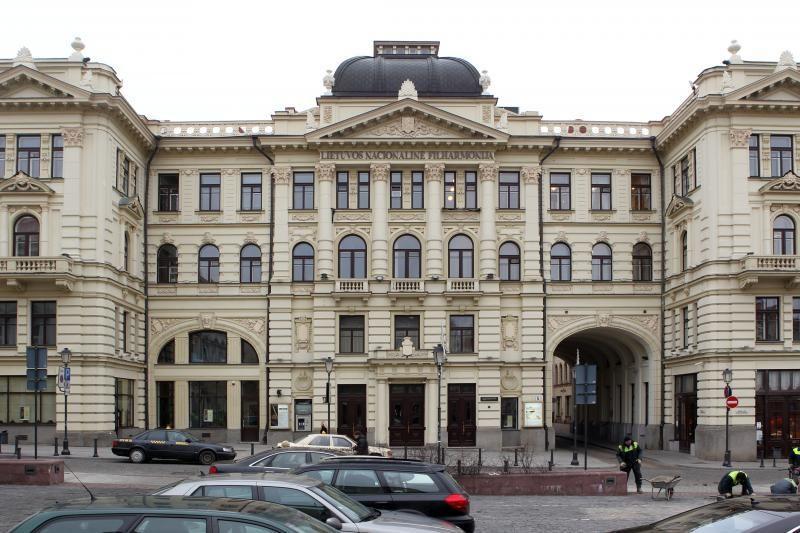 Lietuvos nacionalinė filharmonija kviečia atrasti save muzikos pasauly