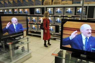 Maskvos ir Minsko informacinį karą pratęs pornografija