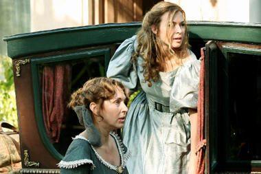 T.Liutajeva su dukra A.Ditkovskyte pirmą kartą filmuojasi tame pačiame filme
