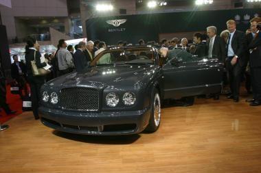 """""""Bentley"""