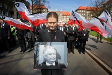 L.Kaczynskio gatvės sostinėje nebus