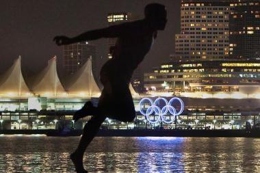 Gripas olimpiečių neturėtų sustabdyti