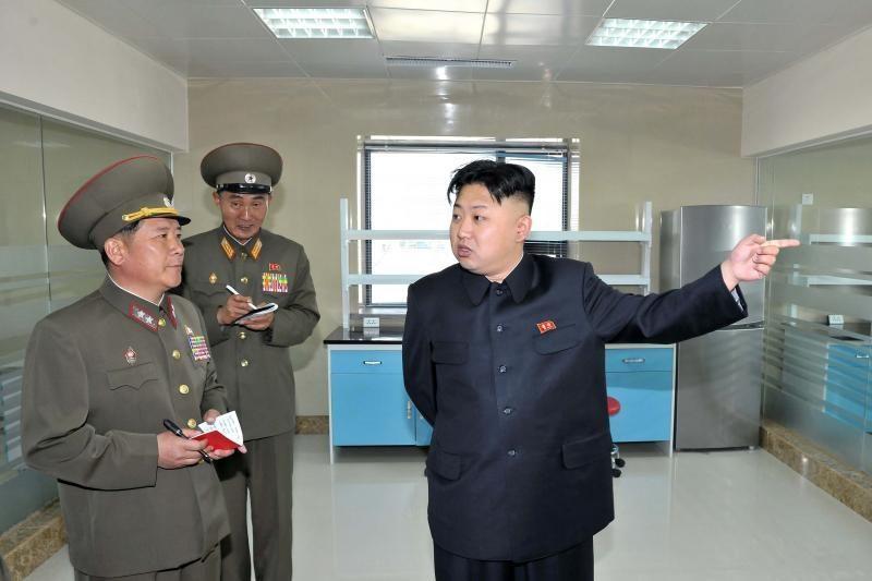 Kinijos bankas uždarė svarbią Šiaurės Korėjos sąskaitą