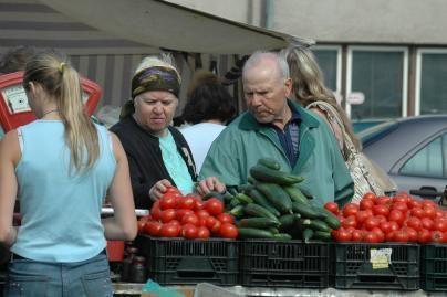 Metinė infliacija pasiekė 12,5 procento