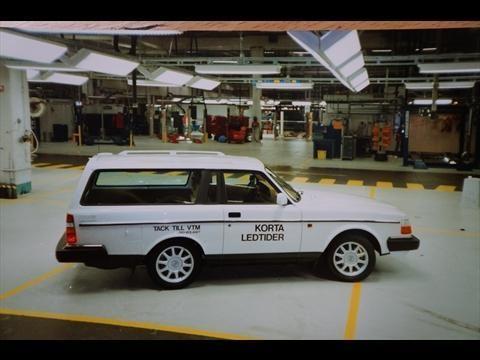 """""""Volvo 240"""": kritika už nuobodų dizainą klientų neatstūmė"""