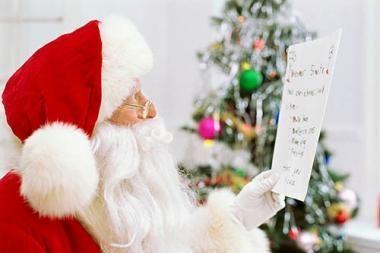 Vokietijoje pritrūko Kalėdų senelių