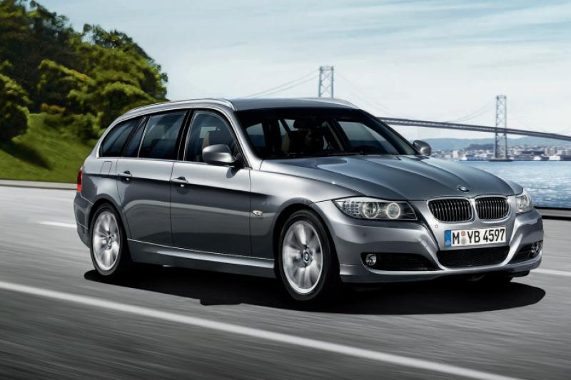 Naujasis BMW 3 serijos Touring žada nurungti konkurentus