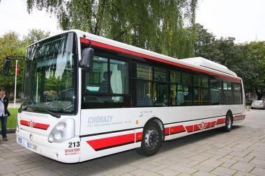 Vėl kursuos autobusas Grigiškės–Santariškės