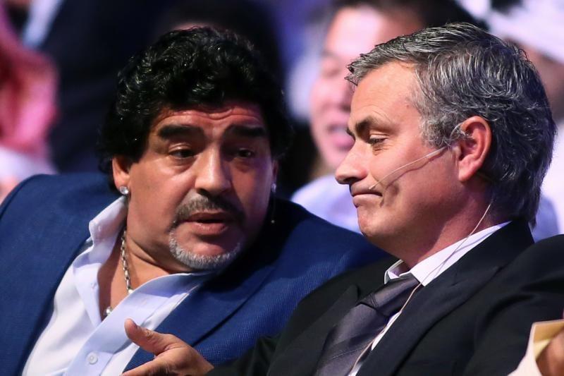D. Maradona: nebenoriu dirbti nieko, kas susiję su futbolu