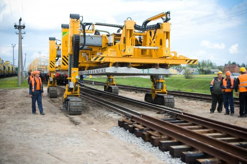 """Rail Baltica"" bus tiesiama per Marijampolę"