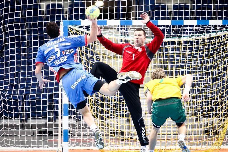 Baltijos rankinio lygos turnyre pirmauja suomiai ir lietuviai