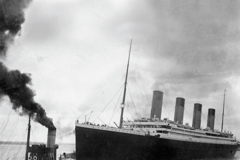 "Australijos milijonierius visu greičiu vykdo ""Titaniko 2"" projektą"