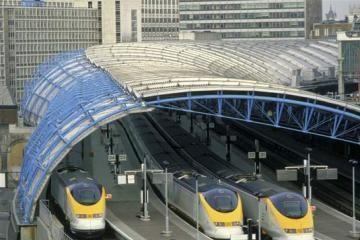 Britai laukia greitųjų traukinių revoliucijos