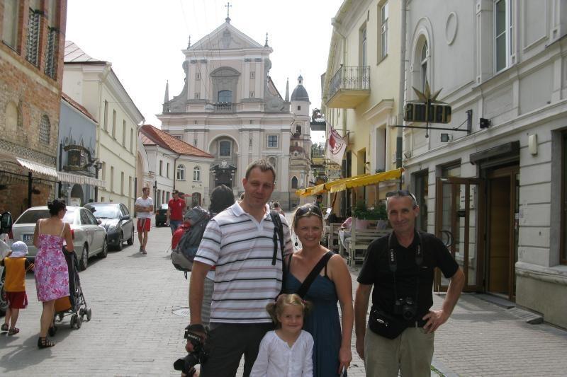 Lenkų turistus Vilnius žavi, bet ir nuvilia