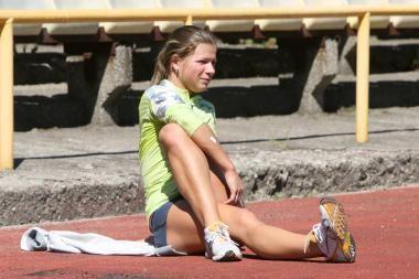 L.Grinčikaitė nepateko į pasaulio čempionato finalą
