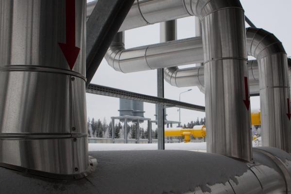 Pirmąjį šių metų pusmetį gamtinės dujos gali brangti