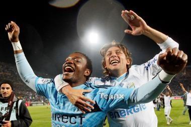 Prancūzijos futbolo čempionais tapo