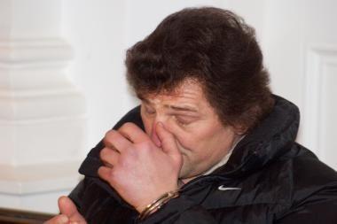 H.Daktaras Lukiškių kameroje aptiktas neblaivus