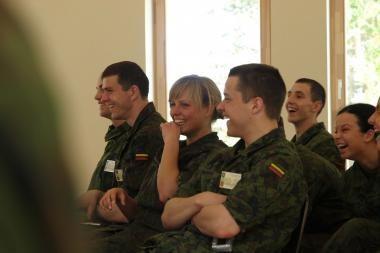 Prasideda krikščioniškoji jaunųjų karininkų ir kariūnų konferencija