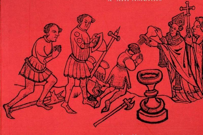 Klaipėdoje – istoriko knygos apie kryžių ir kalaviją pristatymas