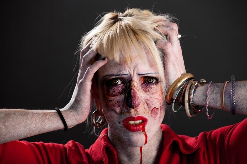 Sostinės senamiestį atakuos zombių gauja