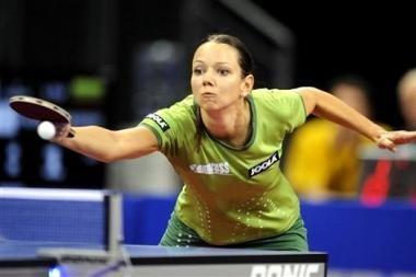 R.Paškauskienė neįveikė Kinijos stalo tenisininkių